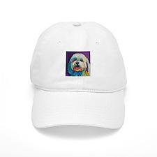 Dash the Pop Art Dog Baseball Cap