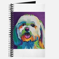 Dash the Pop Art Dog Journal