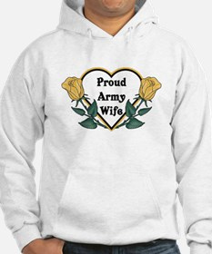 Yellow Rose - Army Wife Jumper Hoody