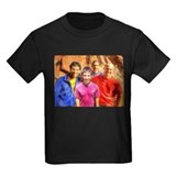 American ninja warrior Kids T-shirts (Dark)