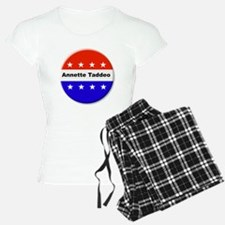 Vote Annette Taddeo Pajamas