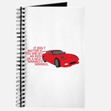 Fast and Furious Winning Journal