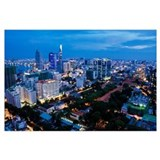 Ho chi minh scenic Posters