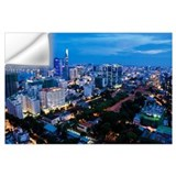 Ho chi minh scenic Wall Decals
