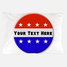 Vote Pillow Case