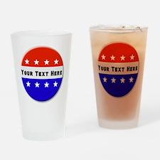 Vote Drinking Glass