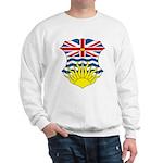 British Columbia Coat of Arms Sweatshirt
