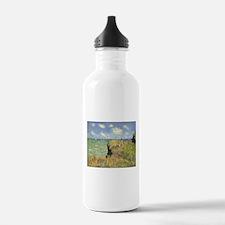 Seascape by Claude Mon Water Bottle