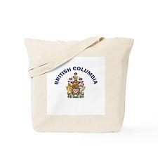 British Columbia Coat of Arms Tote Bag