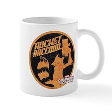 GOTG Comic Rocket Retro Mug