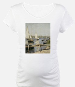 Caillebotte Sailing Boats at Arg Shirt