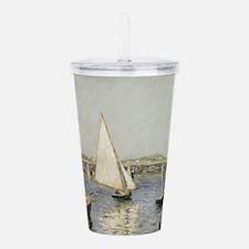 Caillebotte Sailing Bo Acrylic Double-wall Tumbler