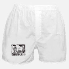 Cute Black dragon Boxer Shorts
