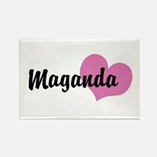 Maganda Rectangle Magnet