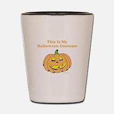 Halloween Costume Shot Glass