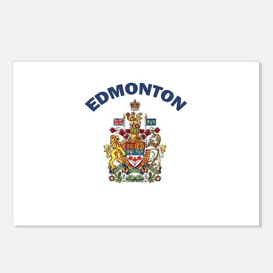 Edmonton Postcards (Package of 8)