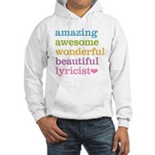 Amazing Lyricist Jumper Hoody