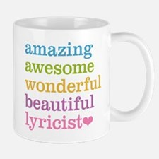 Amazing Lyricist Mugs