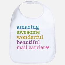Amazing Mail Carrier Bib