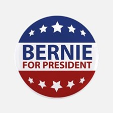 Bernie For President Button