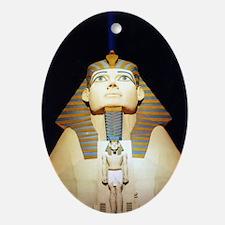 Luxor Ornament (Oval)