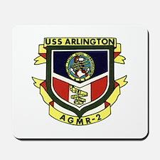 USS ARLINGTON Mousepad