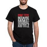 Hvac Dark T-Shirt