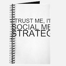 Trust Me, I'm A Social Media Strategist Journal