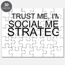 Trust Me, I'm A Social Media Strategist Puzzle