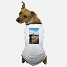 Wild Mustangs of New Mexico Dog T-Shirt
