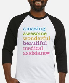 Amazing Medical Assistant Baseball Jersey