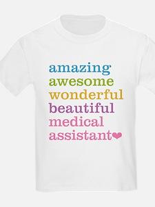 Amazing Medical Assistant T-Shirt