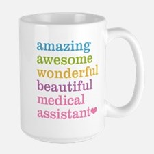 Amazing Medical Assistant Mugs