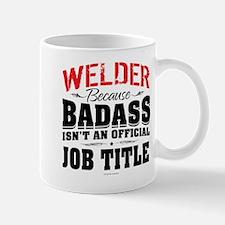Badass Welder Mugs