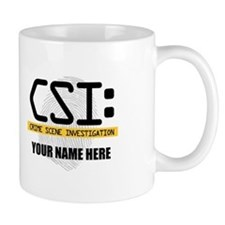 Csi Customizable Mug Mugs