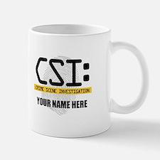 Csi Customizable Mug Mugs