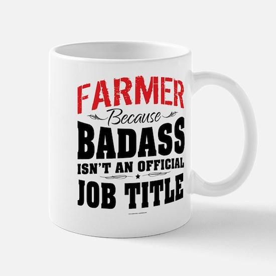 Badass Farmer Mugs