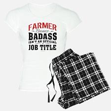 Badass Farmer Pajamas