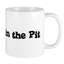 Stick Vick in the Pit Mug