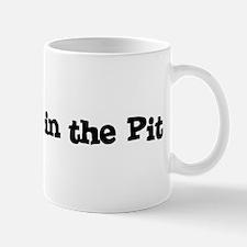 Stick Vick in the Pit Mug