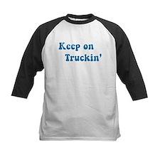 Keep on Truckin' Tee