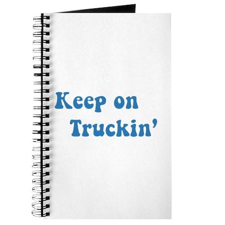 Keep on Truckin' Journal