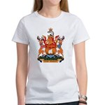 New Bruswick Coat of Arms Women's T-Shirt