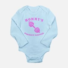 Mommys Workout Partner Body Suit