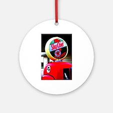 Sky Chief Round Ornament