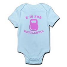 K Is For Kettlebell Body Suit