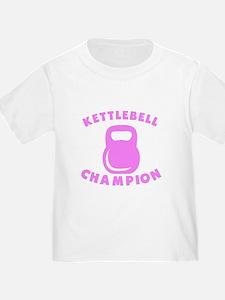 Kettlebell Champion T-Shirt