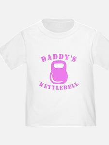 Daddys Kettlebell T-Shirt