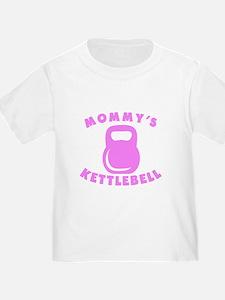 Mommys Kettlebell T-Shirt