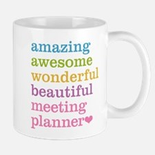 Amazing Meeting Planner Mugs